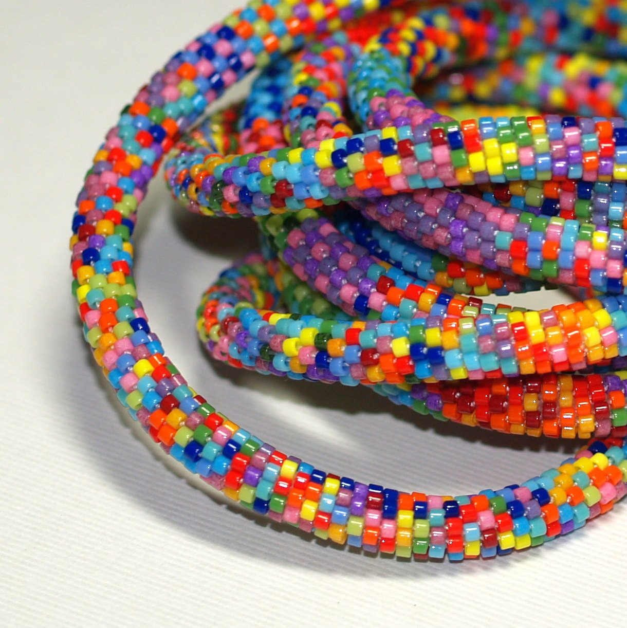 Inspirational Zuri Bead Crochet Necklace Beaded Crochet Multicolor Bead Crochet Patterns Of Perfect 48 Pictures Bead Crochet Patterns