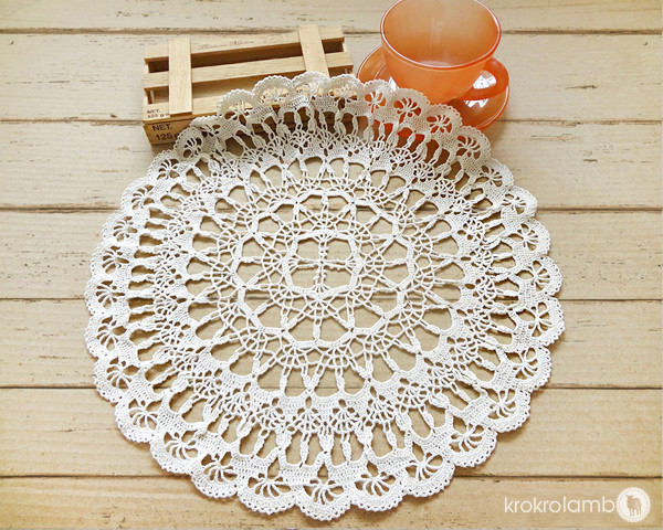 Japanese Crochet Doily Patterns New Doilies Of Adorable 43 Photos Japanese Crochet Doily Patterns
