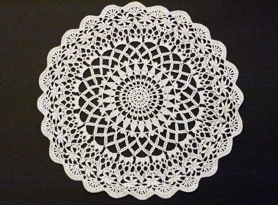 Japanese Crochet Doily Patterns Unique Angel S Garden Pattern is In Japanese but there is A Of Adorable 43 Photos Japanese Crochet Doily Patterns