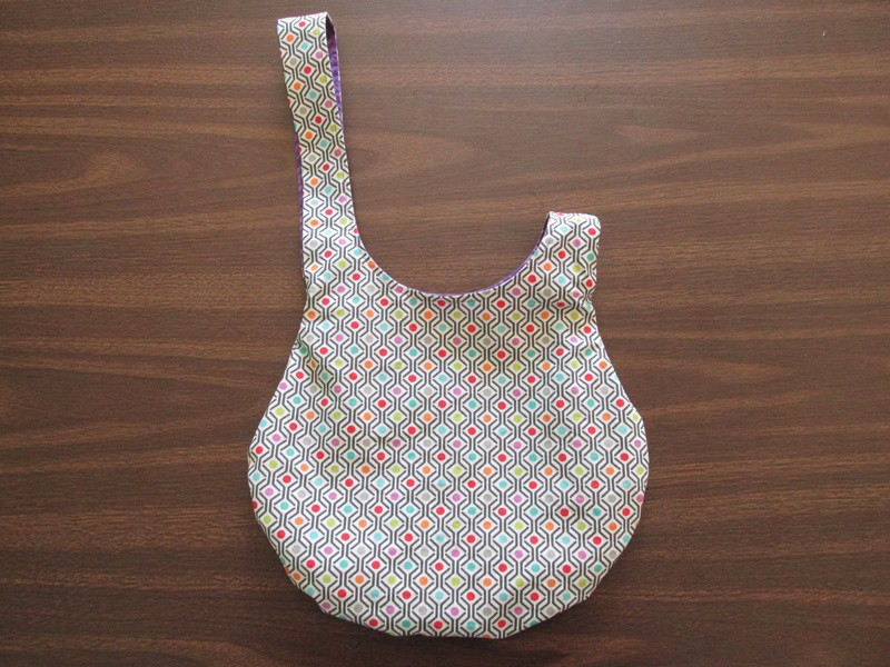 Sewing Pattern Japanese Knot Bag