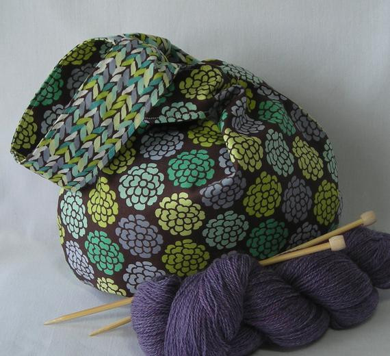 Japanese Knot Bag Pattern Unique Japanese Knot Bag Knitting Project Bag Crochet Project Bag Of Great 46 Pictures Japanese Knot Bag Pattern
