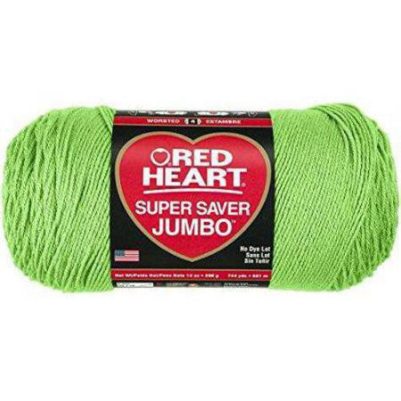Red Heart Super Saver Jumbo Yarn Available in Multiple