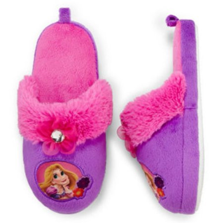 Kids House Shoes Elegant Disney Princess toddler Girl Purple Rapunzel Slipper Scuff Of Awesome 47 Ideas Kids House Shoes