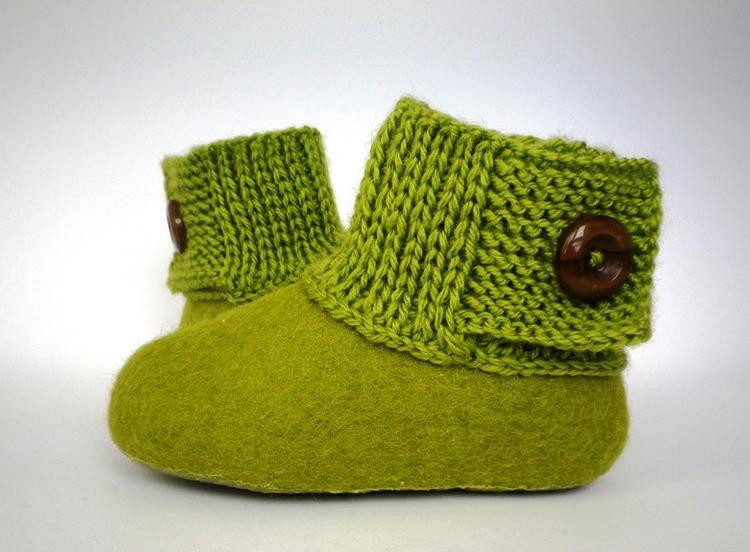 Kids House Shoes Inspirational Baby Booties Kids Slippers House Shoes Felted by Agilewool Of Awesome 47 Ideas Kids House Shoes