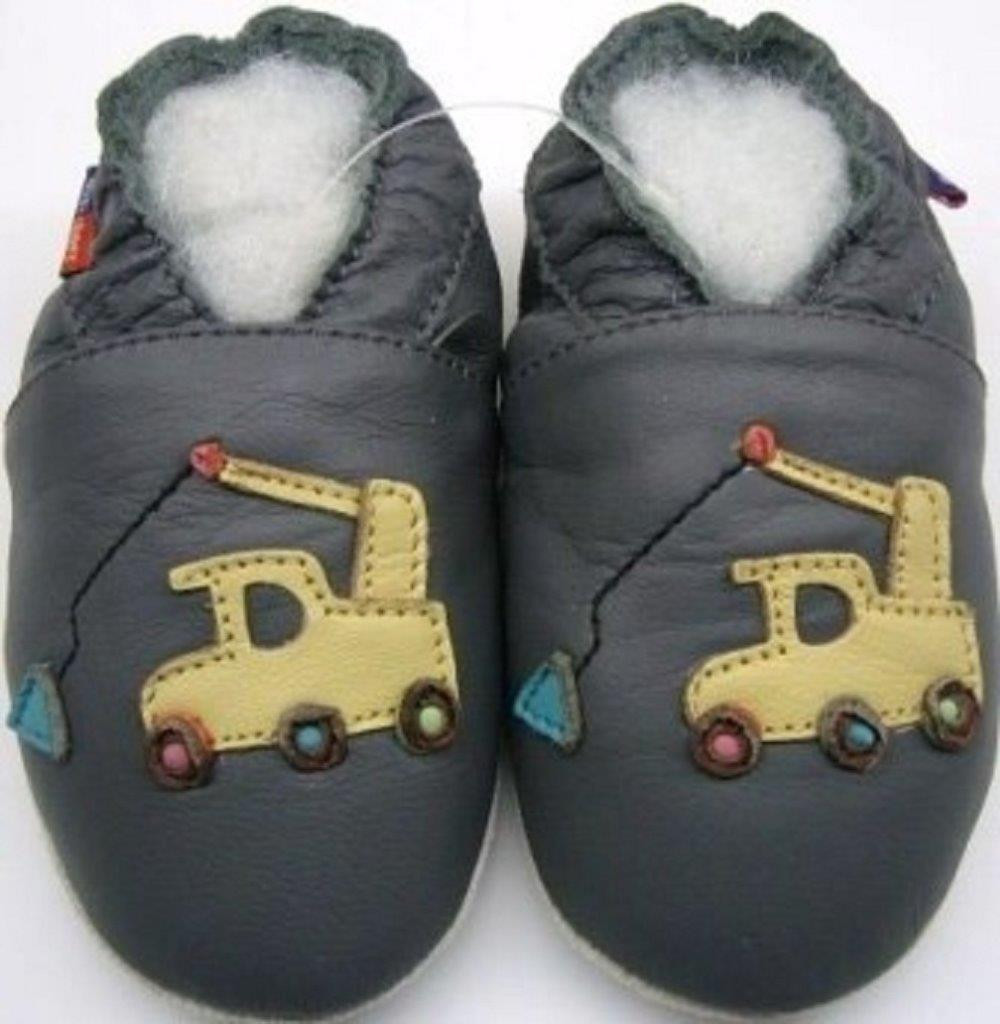 Kids House Shoes Inspirational Minishoezoo soft sole Leather Baby Pram Slippers Indoor Of Awesome 47 Ideas Kids House Shoes
