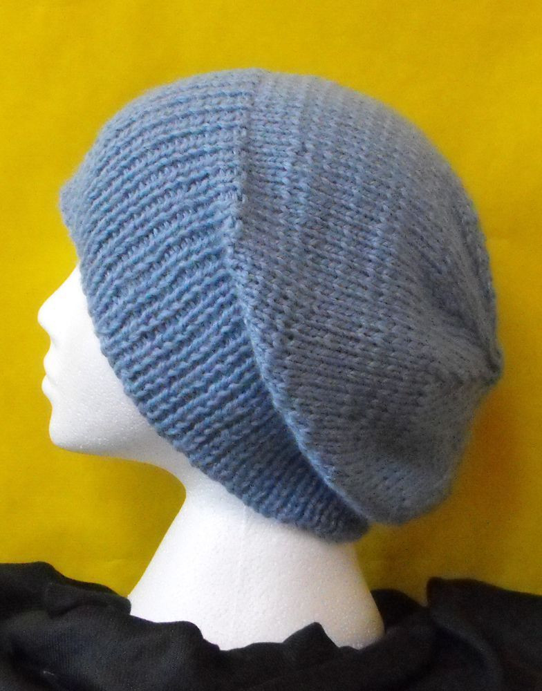 Knit Beanie Inspirational Knitting Pattern Instructions Chunky Slouch Big Beanie Hat Of Amazing 50 Models Knit Beanie