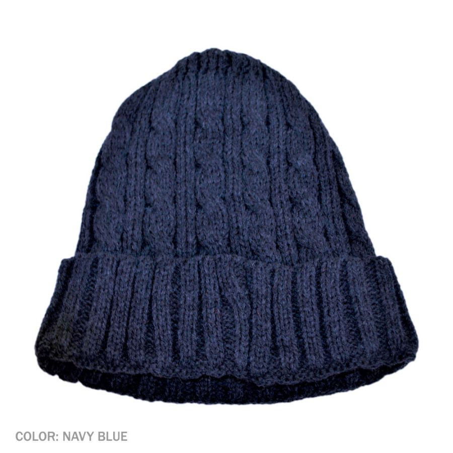 Knit Beanie Lovely B2b Jaxon Cable Knit Beanie Hat Navy Blue Beanies Of Amazing 50 Models Knit Beanie