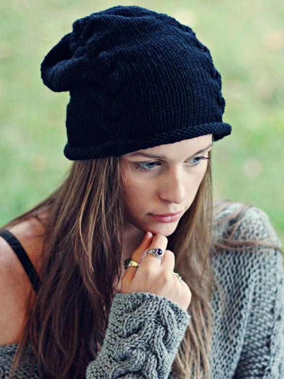 Knit Beanie Unique 10 Free Knitted Hat Patterns Of Amazing 50 Models Knit Beanie