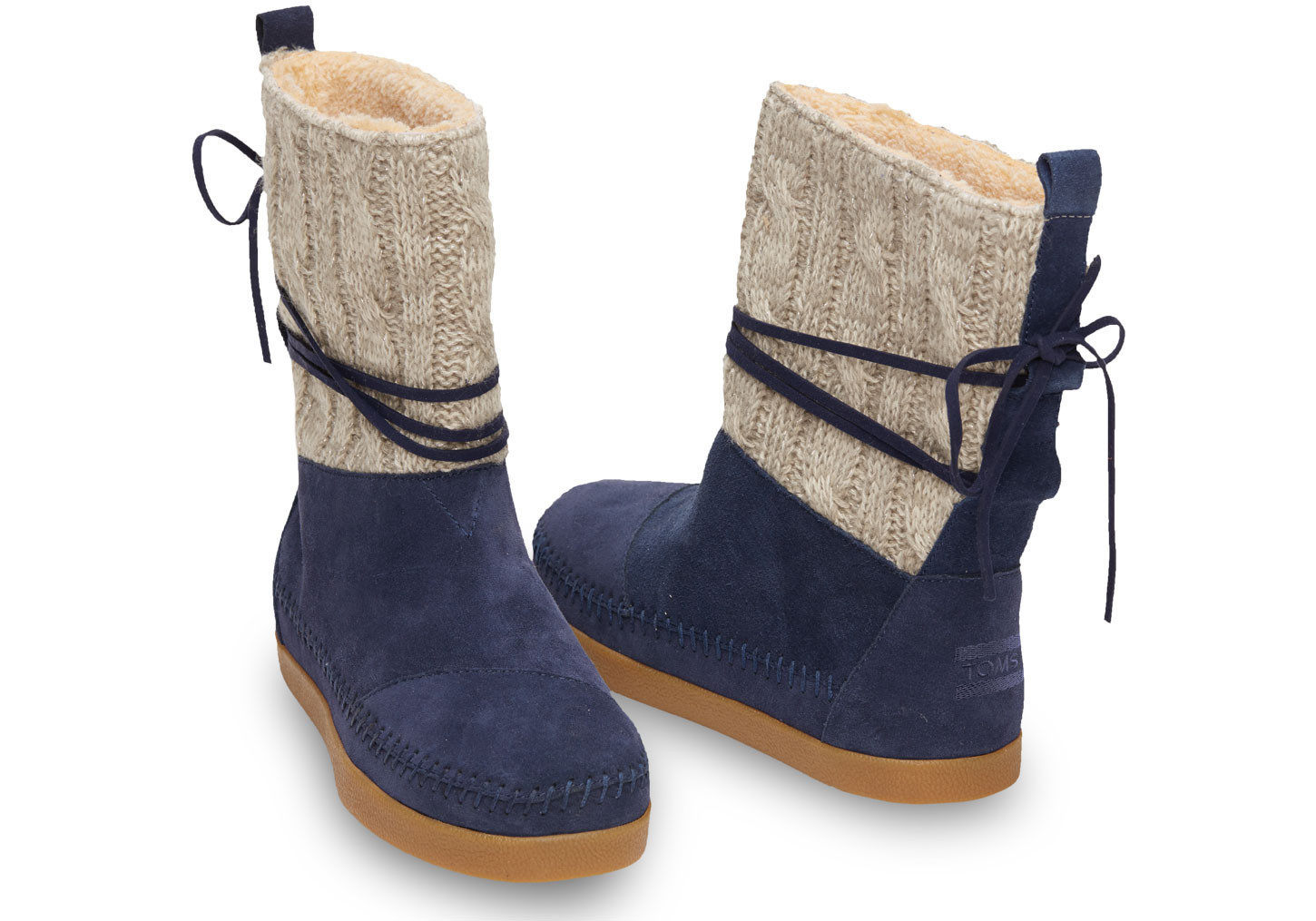 Knit Boots Elegant Chestnut Cable Knit Suede Women S Nepal Boots Of Luxury 48 Photos Knit Boots