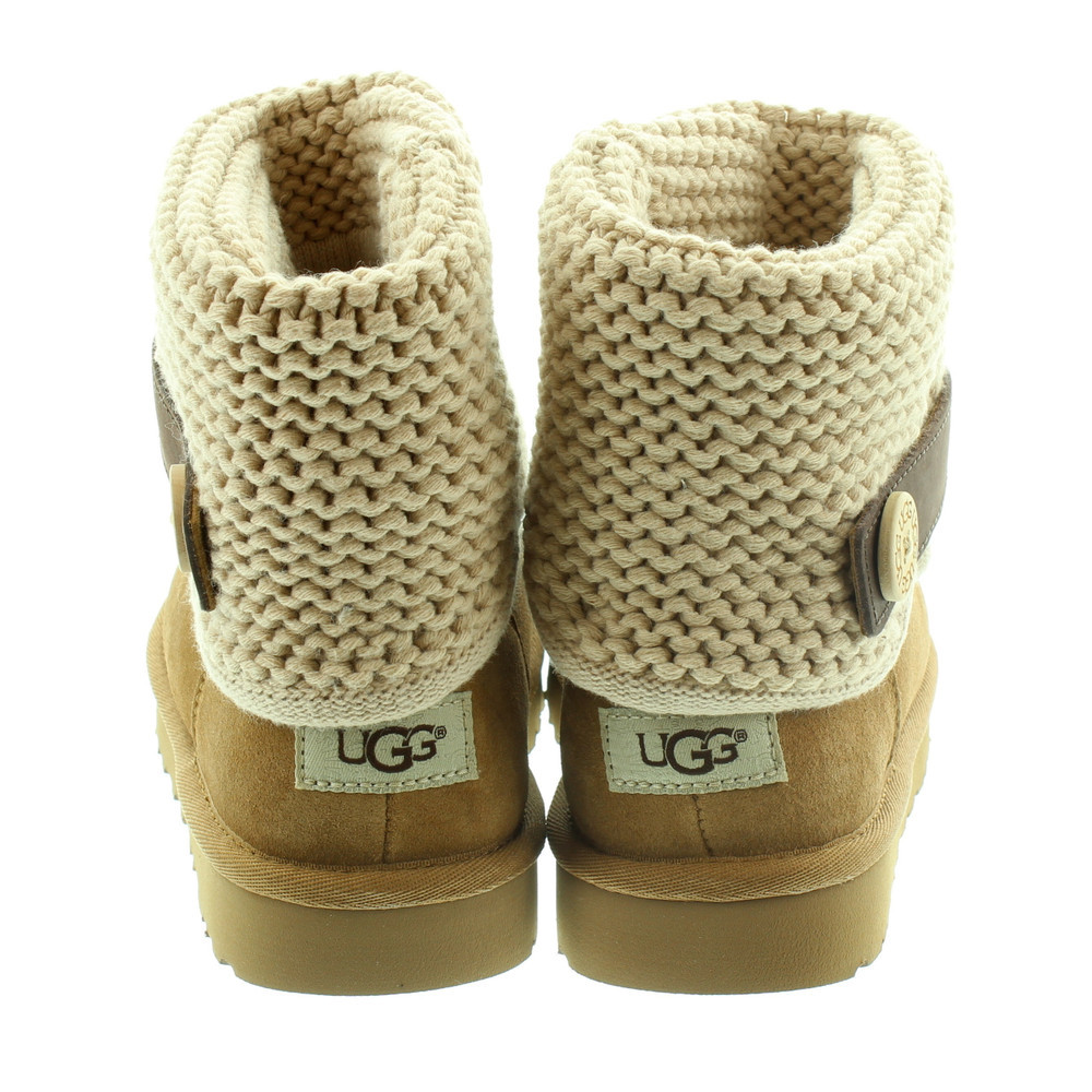 Knit Boots Elegant Ugg La S Shaina Knit Boots In Chesnut In Chestnut Of Luxury 48 Photos Knit Boots