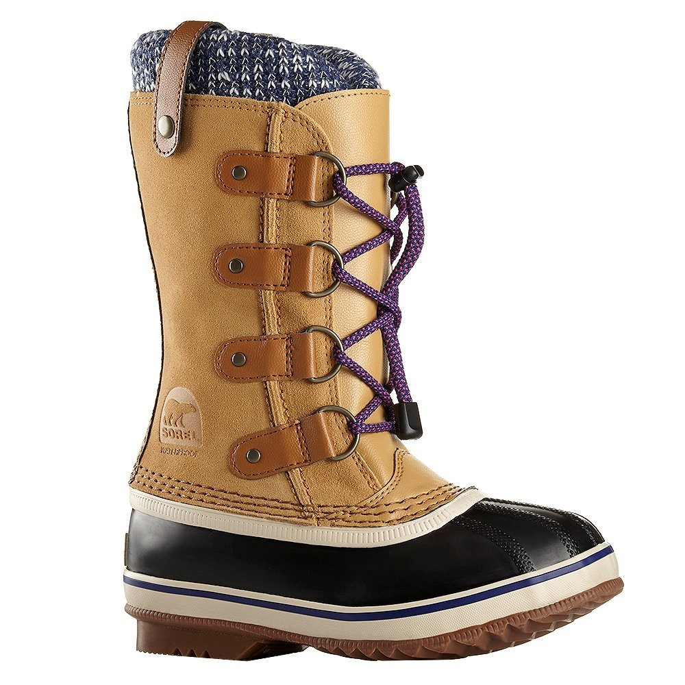 Sorel Joan of Arctic Knit Boot Girls