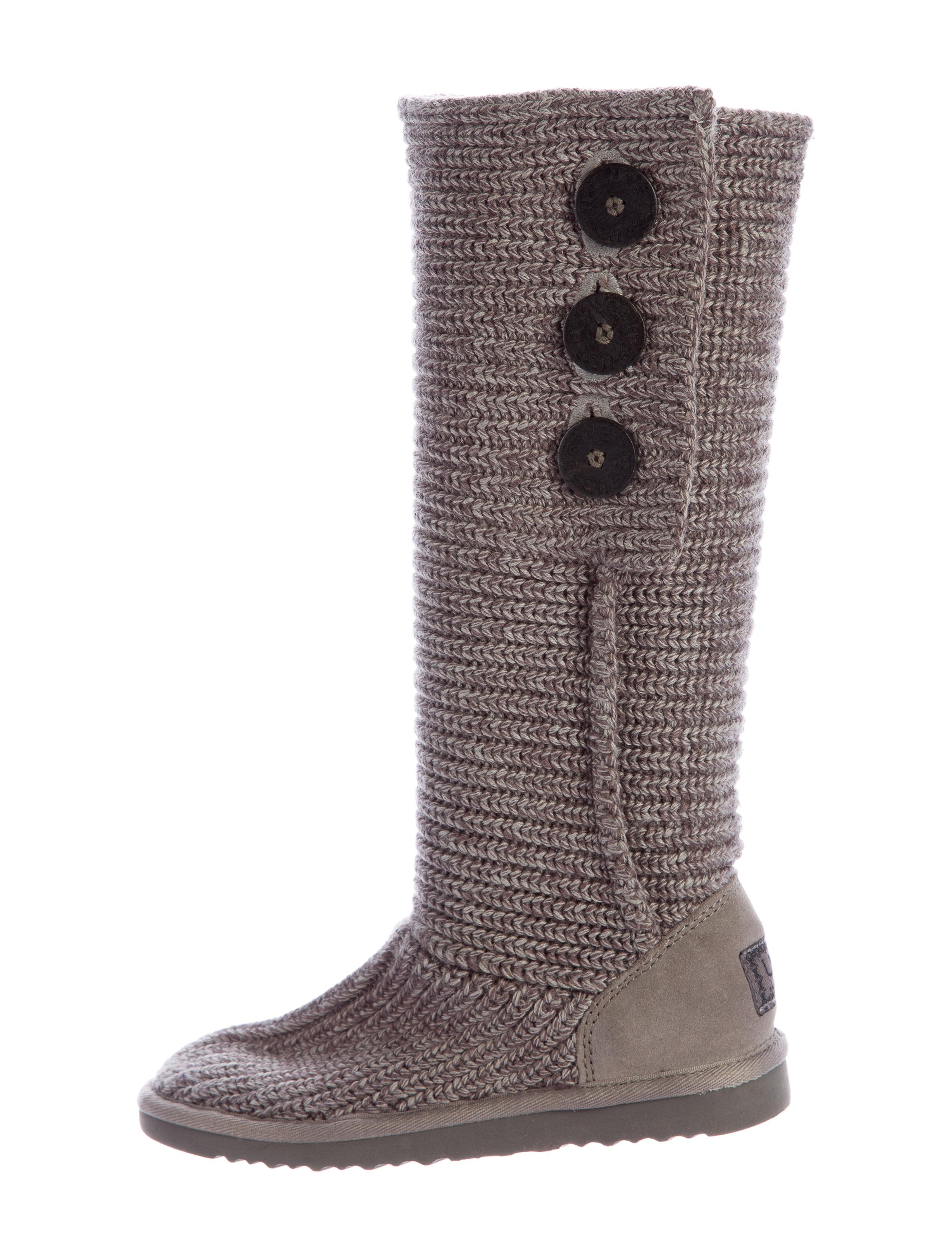 Knit Boots New Ugg Australia Knit Knee High Boots Shoes Wuugg Of Luxury 48 Photos Knit Boots