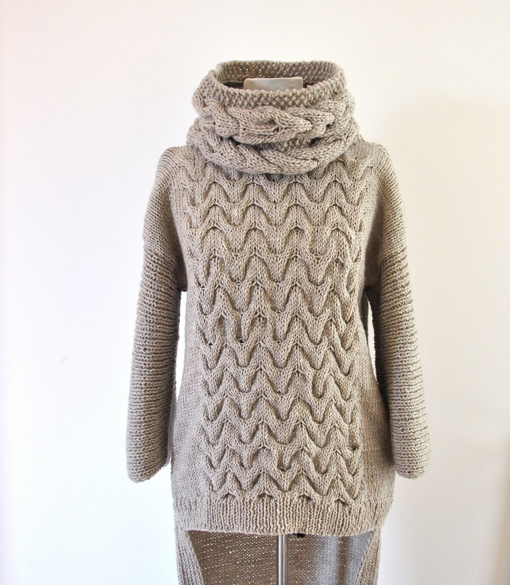 Knit Cardigan Elegant Knit Sweater Oversized Sweater Chunky Knit Sweater Knitted Of Delightful 41 Ideas Knit Cardigan