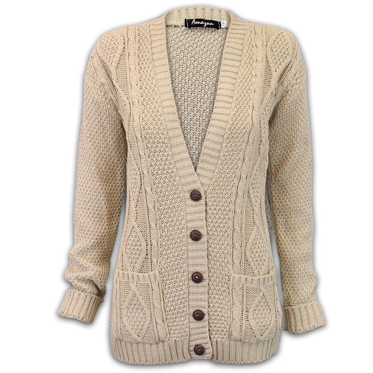 Knit Cardigan Inspirational La S Cardigans Womens Knitted Jumper Cable Jacquard Of Delightful 41 Ideas Knit Cardigan