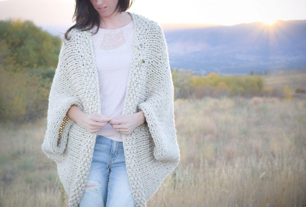 Knit Cardigan Unique Easy Knit Blanket Sweater Pattern – Mama In A Stitch Of Delightful 41 Ideas Knit Cardigan