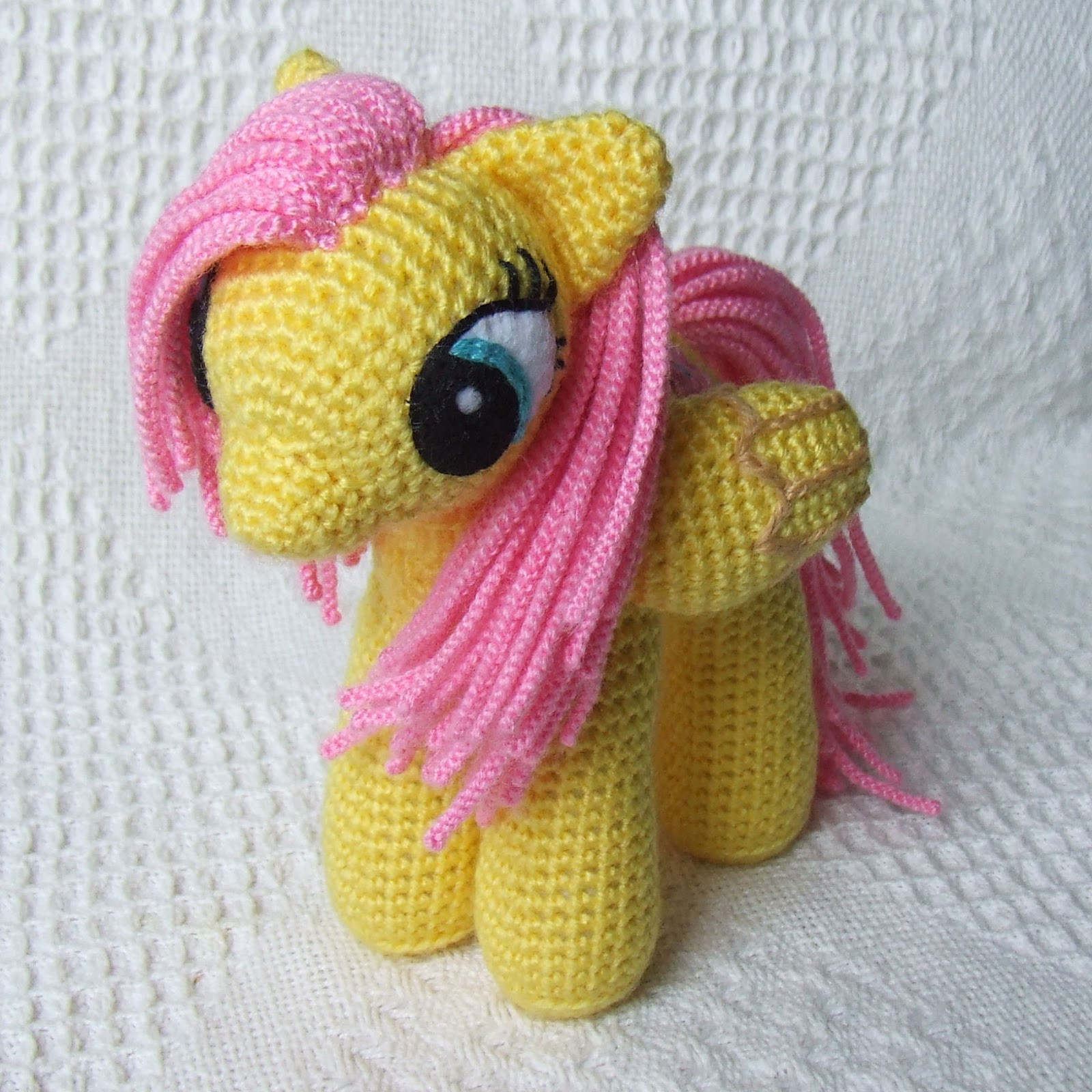 Knit e Awe Some My Little Pony Friendship is Magic