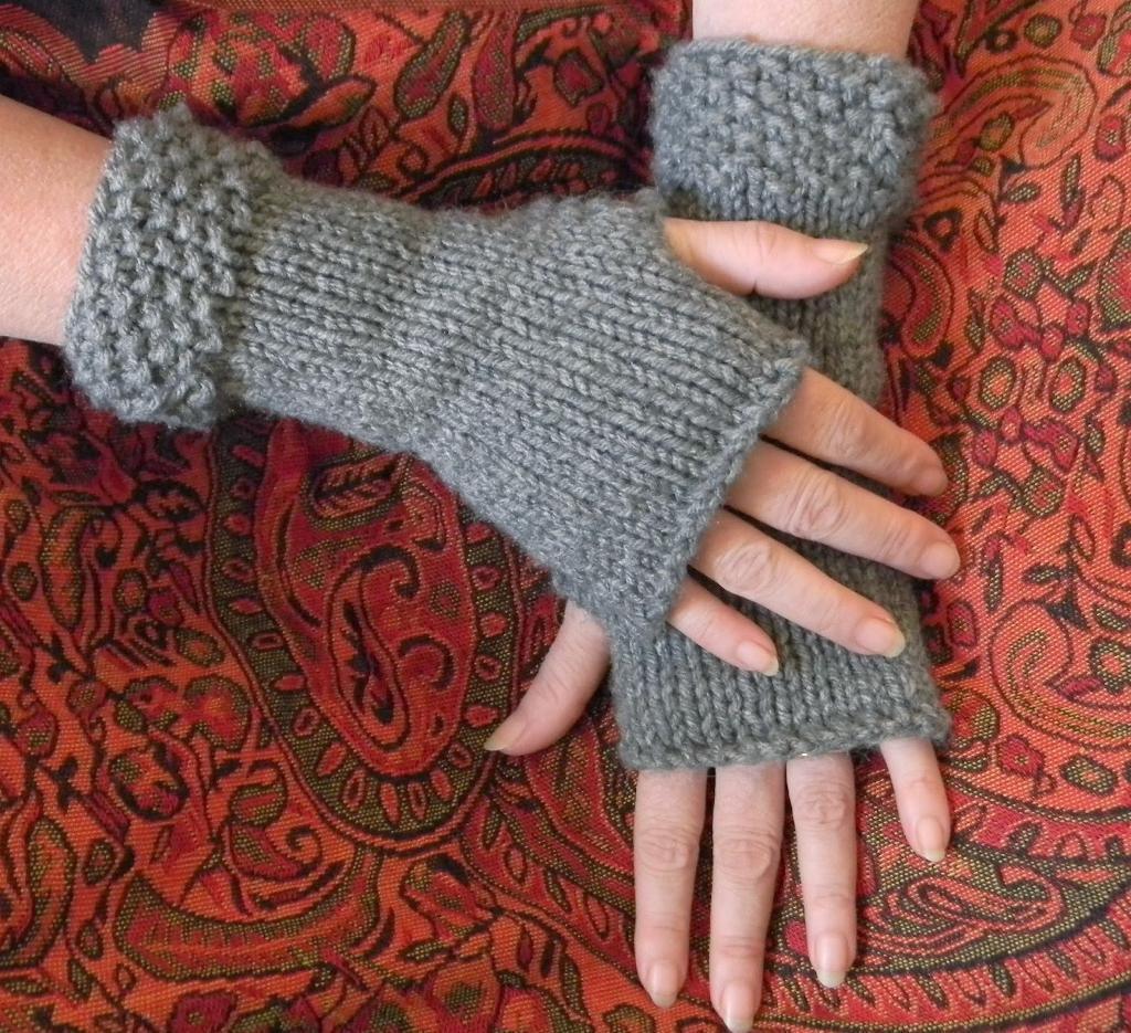 Knit Fingerless Gloves Lovely Knit and Purl Patterns for Beginner Knitters Of Gorgeous 47 Pics Knit Fingerless Gloves