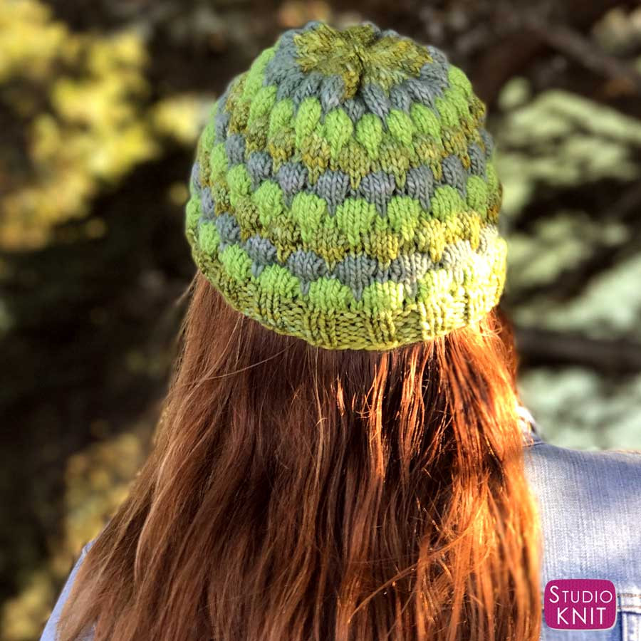 Knit Hat Elegant Bubble Beanie Hat Knitting Pattern with Video Tutorial Of Innovative 48 Ideas Knit Hat
