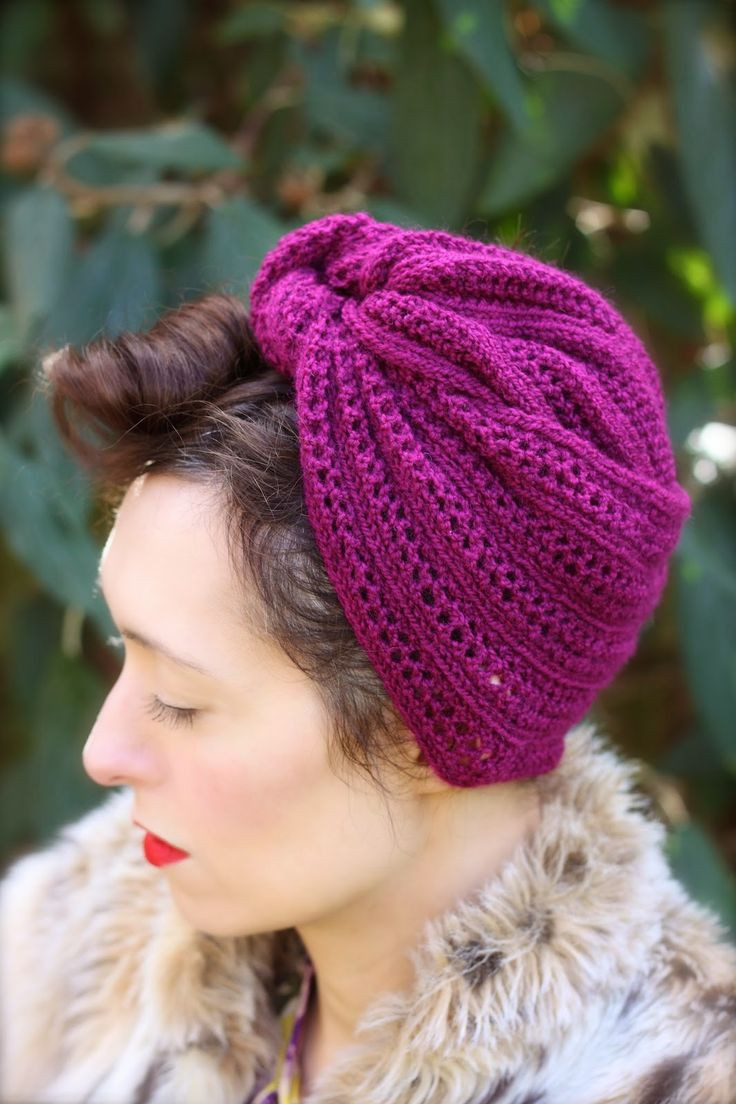 Knit Hat Patterns New Turban Hat Knitting Patterns Of Gorgeous 49 Pictures Knit Hat Patterns