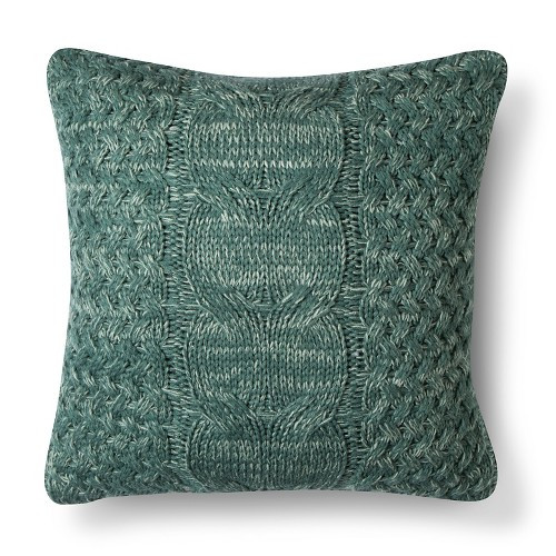 Knit Pillow Awesome Cable Knit Throw Pillow Threshold Of Charming 46 Pics Knit Pillow