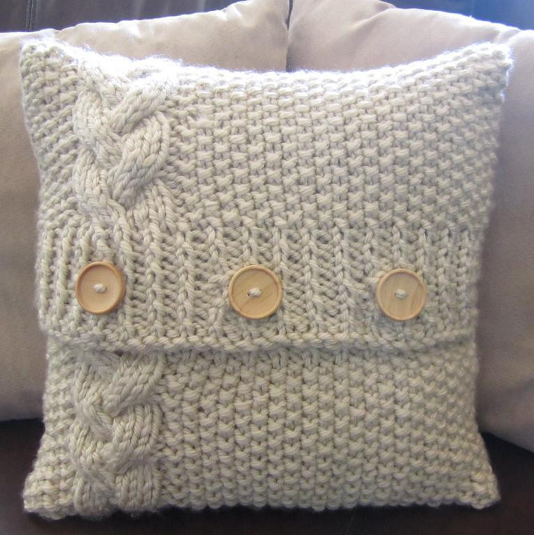 Knit Pillow Best Of Cable Knit Throw Pillow Cover Of Charming 46 Pics Knit Pillow