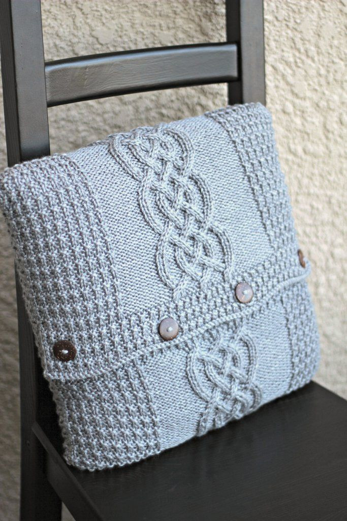 Knit Pillow Elegant 25 Best Ideas About Knitted Pillows On Pinterest Of Charming 46 Pics Knit Pillow