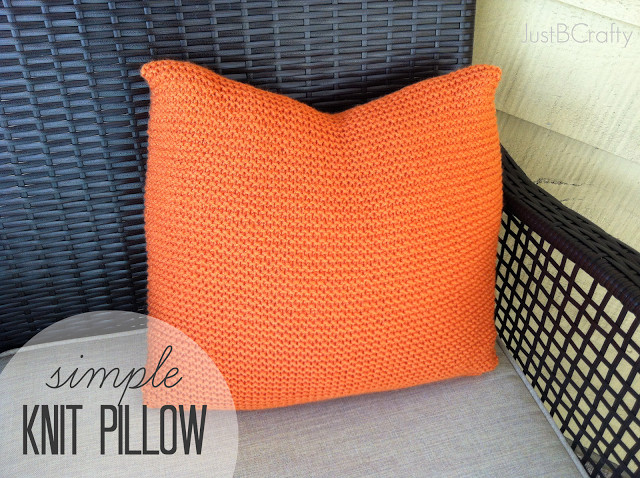 Knit Pillow Elegant Diy Crate and Barrel Inspired Simple Knit Pillow Just Of Charming 46 Pics Knit Pillow