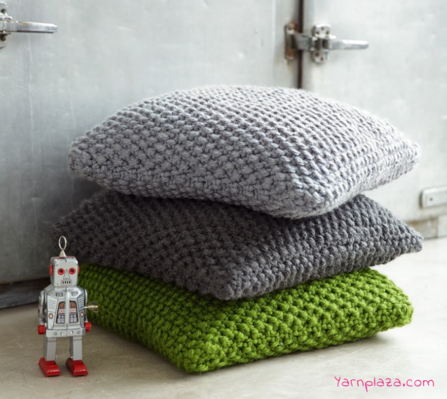Knit Pillow Elegant Knitted Pillow Free Knitting Pattern Yarnplaza Of Charming 46 Pics Knit Pillow