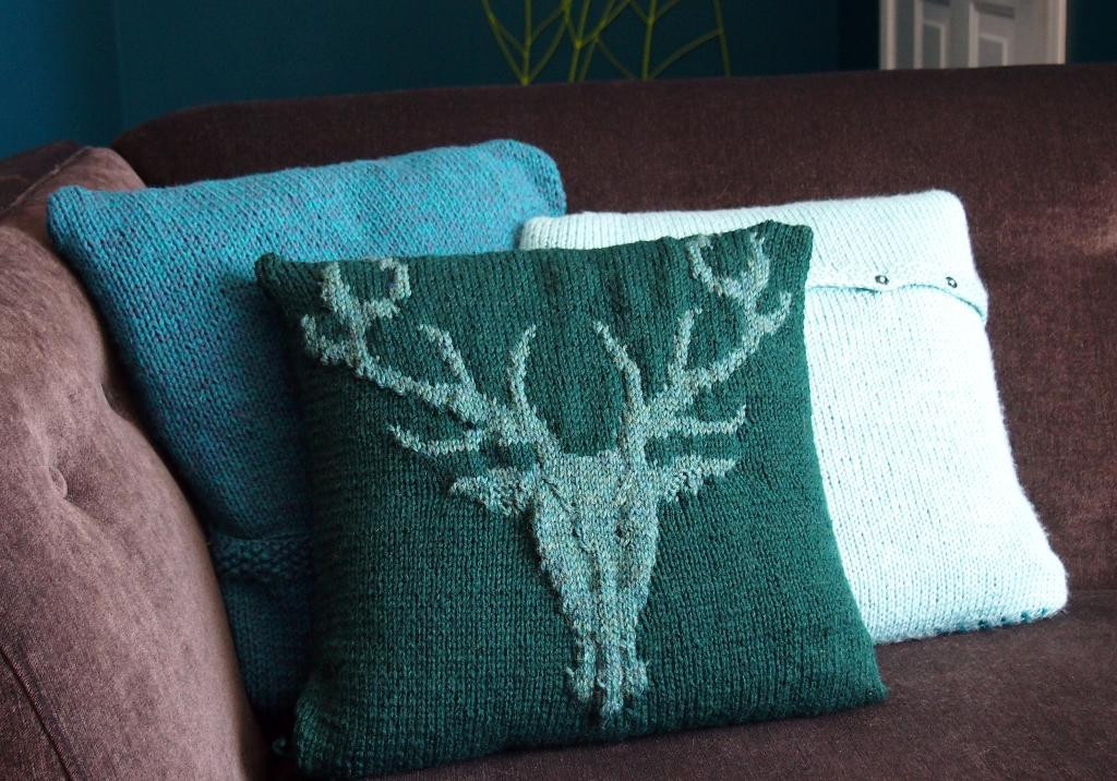 Knit Pillow Fresh Bring More Color to Your Knitting with Intarsia Knitting Of Charming 46 Pics Knit Pillow