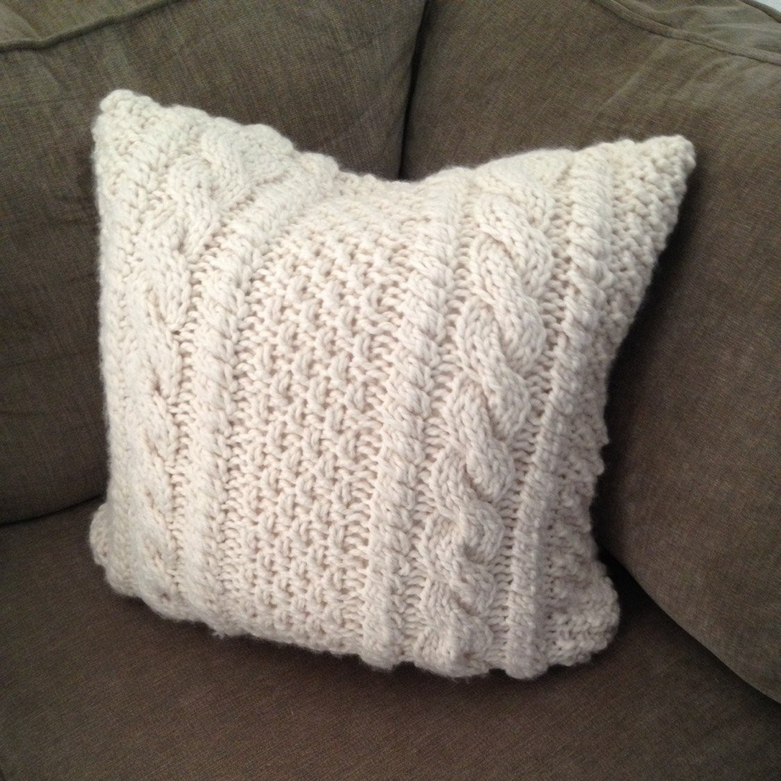Knit Pillow Luxury Chunky Cable Knit Pillow Cover Of Charming 46 Pics Knit Pillow