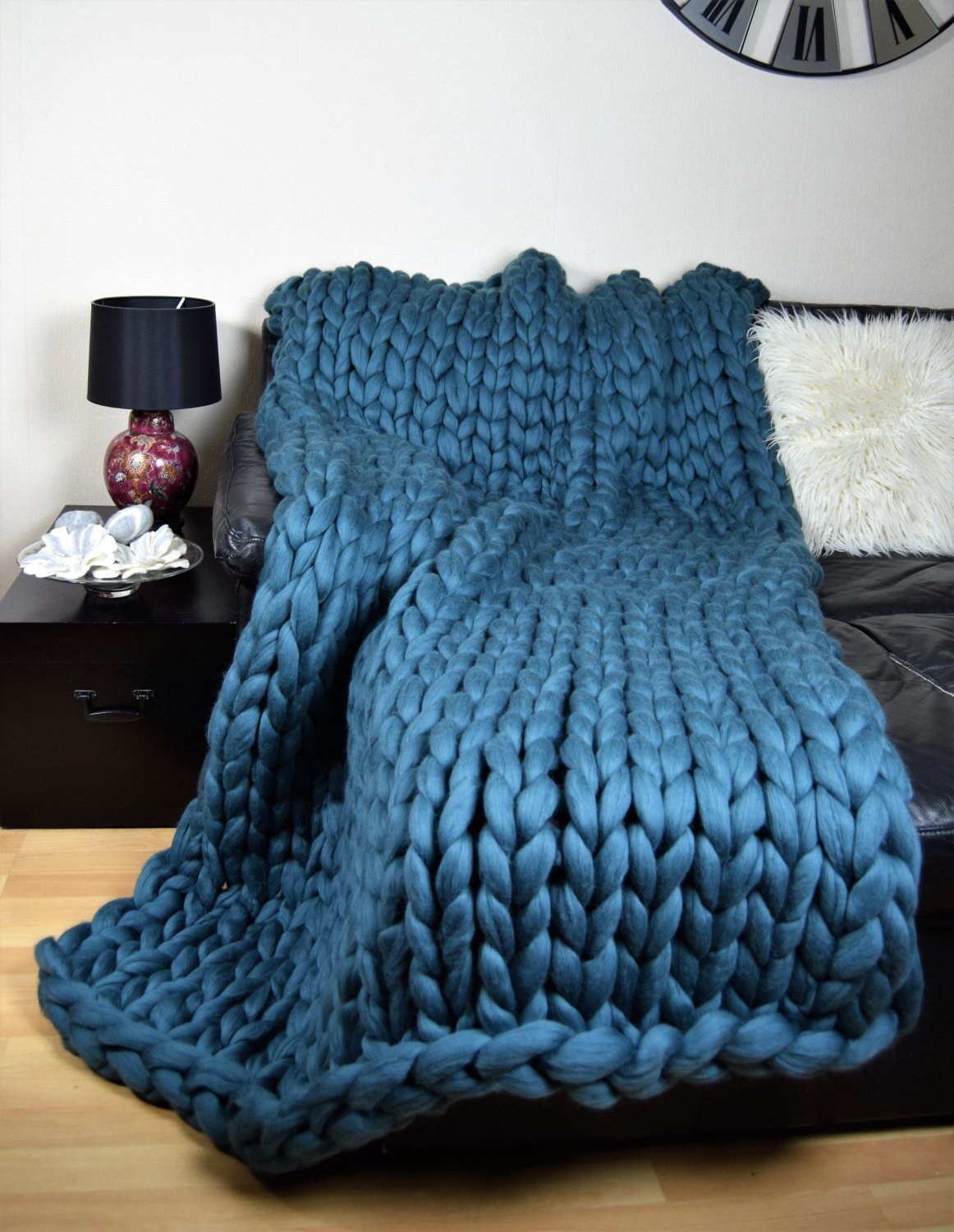 Knit Throw Blanket Beautiful Chunky Blanket Giant Knit Throw Knitted Pure Wool Giant Of New 48 Pictures Knit Throw Blanket