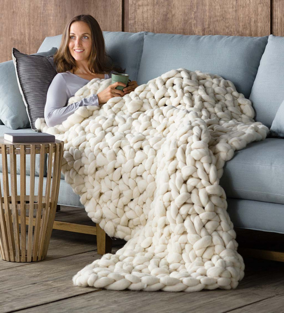 Knit Throw Blanket Elegant Chunky Knit Peruvian Wool Throw Blanket so that S Cool Of New 48 Pictures Knit Throw Blanket