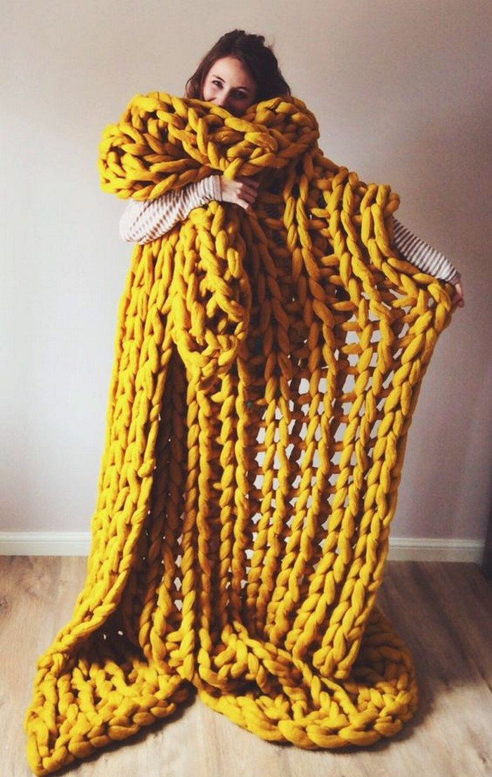 Knit Throw Blanket Luxury How to Make Chunky Knitted Blankets Of New 48 Pictures Knit Throw Blanket