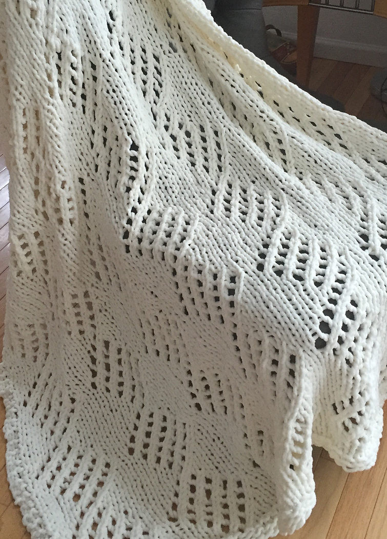 Quick Afghan Knitting Pattterns