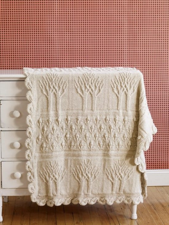 Knitted Afghan Patterns Luxury Tree Life Crochet Afghan Pattern Free Of New 43 Photos Knitted Afghan Patterns