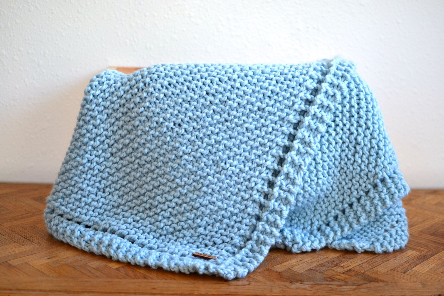 Knitted Baby Blanket Unique Baby Blanket Chunky Knit Blanket Hand Knitted Baby Of Amazing 46 Pictures Knitted Baby Blanket