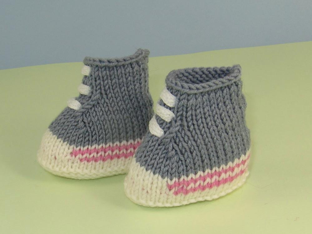 Knitted Baby Booties Beautiful 6 Fun Baby Bootie Knitting Patterns On Craftsy Of Amazing 49 Photos Knitted Baby Booties