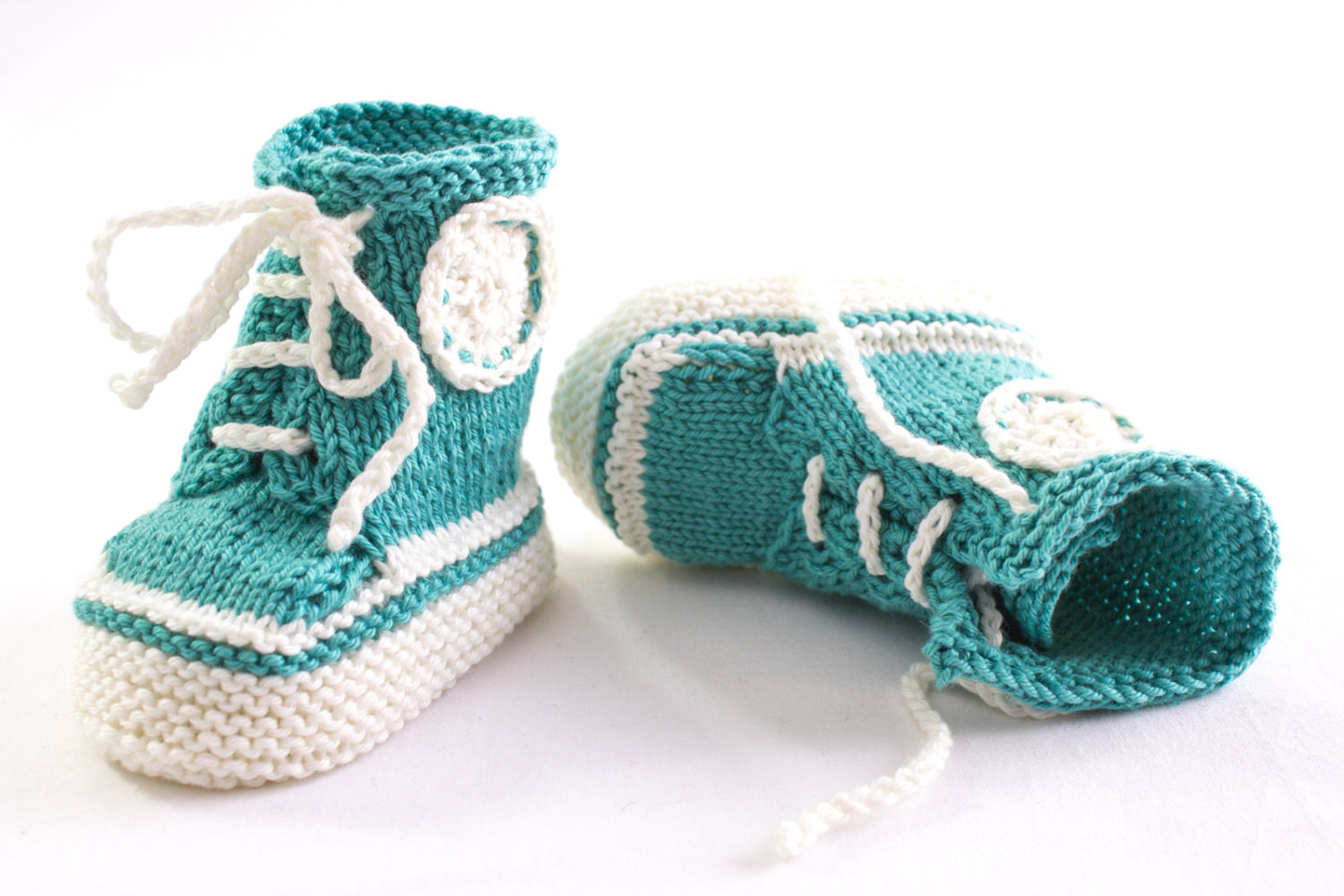 Knitted Baby Booties Beautiful Knitting Pattern Pdf Knit Sneaker Booties Patterntrainer Of Amazing 49 Photos Knitted Baby Booties