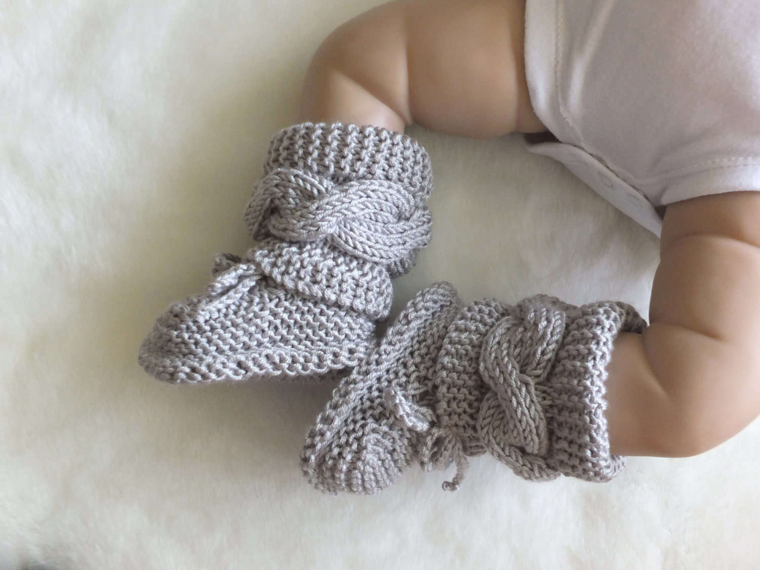 Knitted Baby Booties Luxury Baby Boots Gray Booties Knitted Baby Booties Baby Of Amazing 49 Photos Knitted Baby Booties