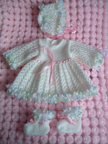 Knitted Baby Clothes Unique Free Knitting Pattern Free Baby Girl Clothes Models 2012 Of Innovative 45 Images Knitted Baby Clothes
