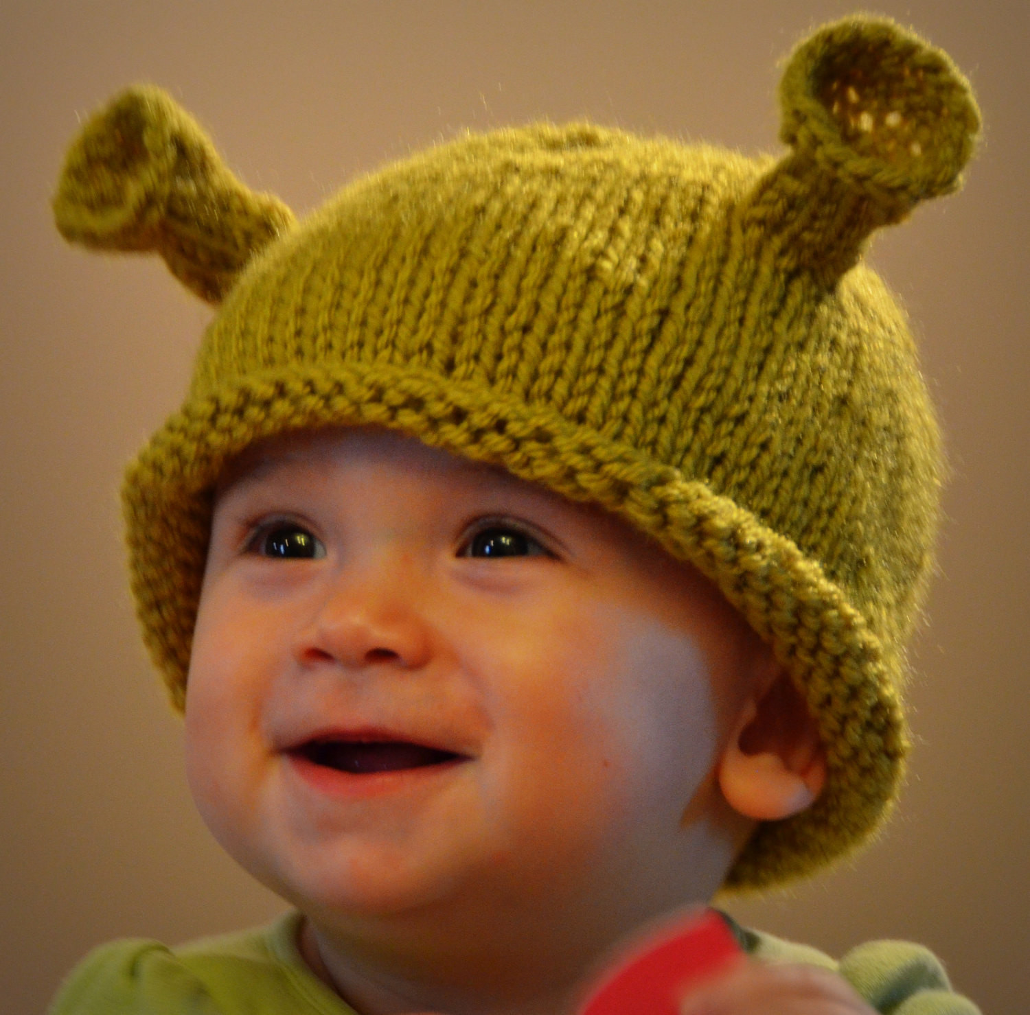 Knitted Baby Hats Best Of Knit Ogre Hat Hand Knitted Baby Shrek Hat Prop Newborn Of Awesome 41 Images Knitted Baby Hats