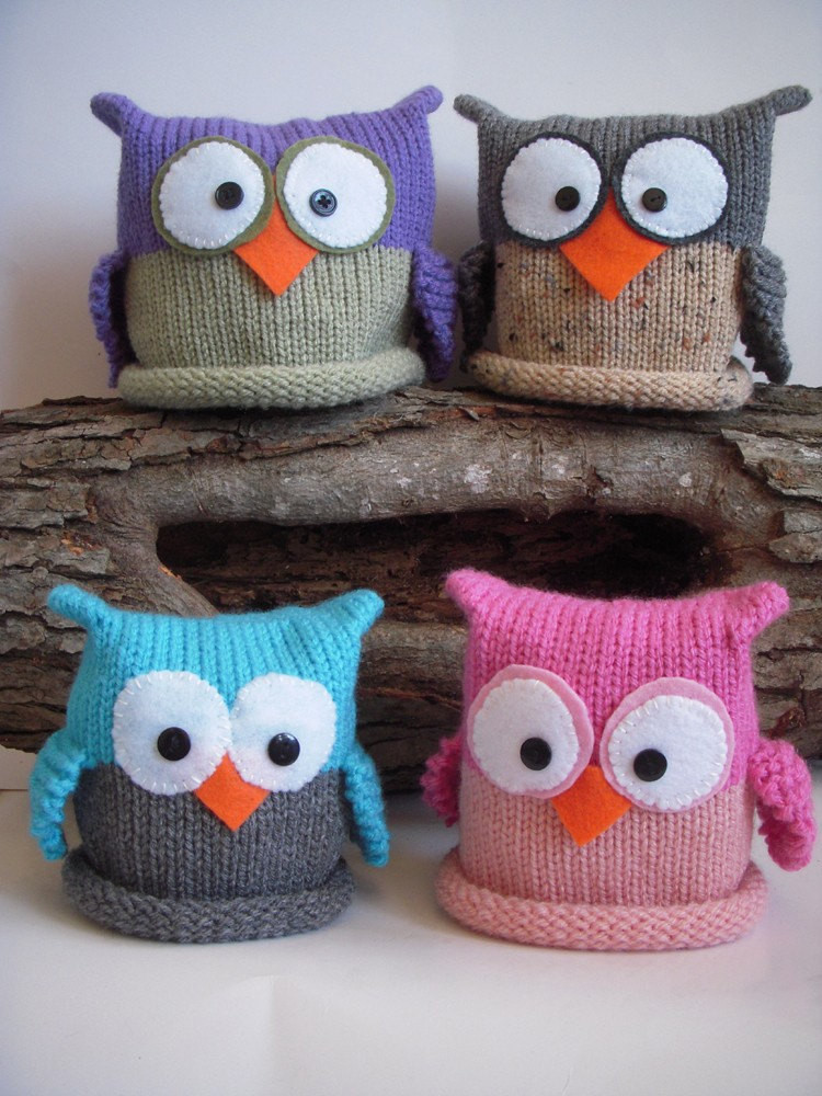 Knitted Baby Hats New Knit Baby Owl Hat Newborn Knitted Prop Any Custom Of Awesome 41 Images Knitted Baby Hats