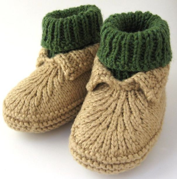 Best 25 Knit baby shoes ideas on Pinterest
