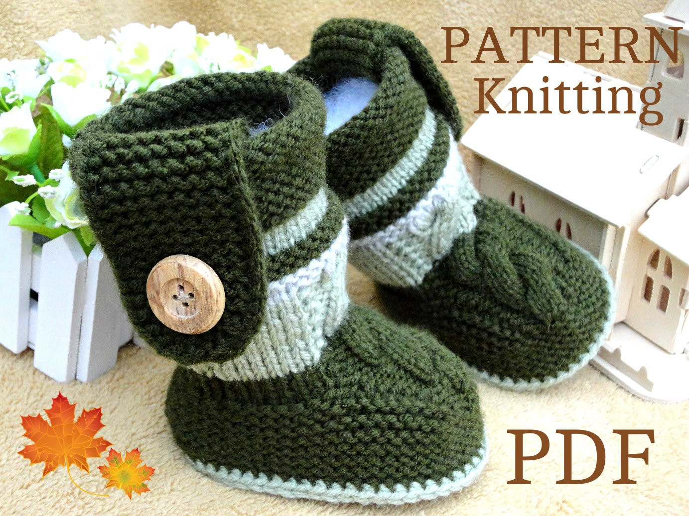Knitted Baby Shoes Fresh Knitting Pattern Baby Booties Pattern Knit Baby Shoes Baby Boy Of Attractive 40 Pics Knitted Baby Shoes