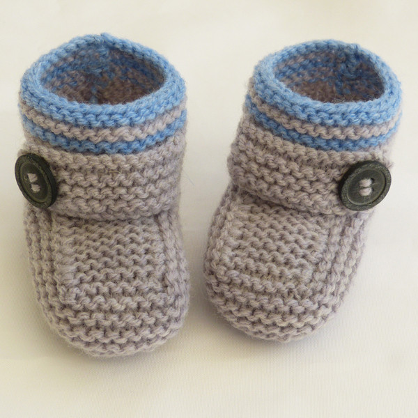 Knitted Baby Shoes Inspirational Hand Knitted Baby Booties Shoes Folksy Of Attractive 40 Pics Knitted Baby Shoes