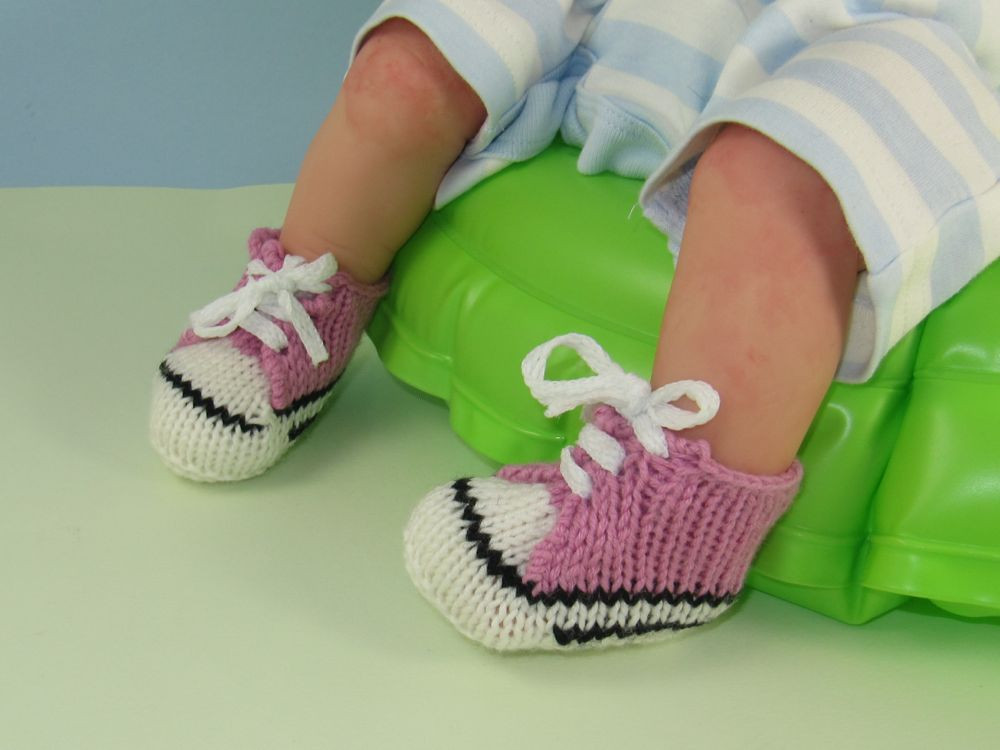 Knitted Baby Shoes Unique Knit Baby Shoe Pattern Free Of Attractive 40 Pics Knitted Baby Shoes