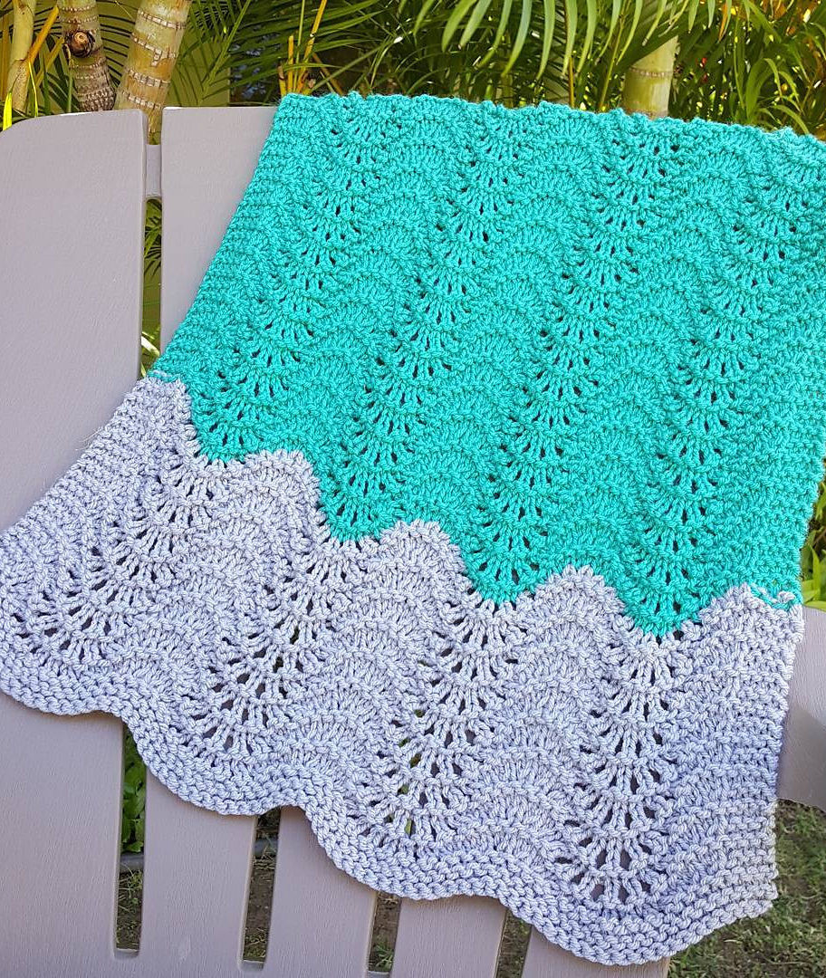 Knitted Blanket Patterns Beautiful the Go Baby Blanket Knitting Patterns Of Adorable 45 Photos Knitted Blanket Patterns