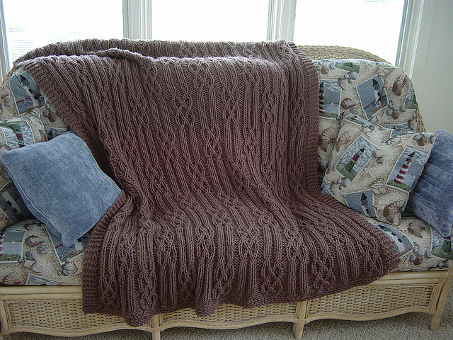 Knitted Blanket Patterns Lovely top 37 Free Cabled Blanket and Afghan Knitting Patterns Of Adorable 45 Photos Knitted Blanket Patterns