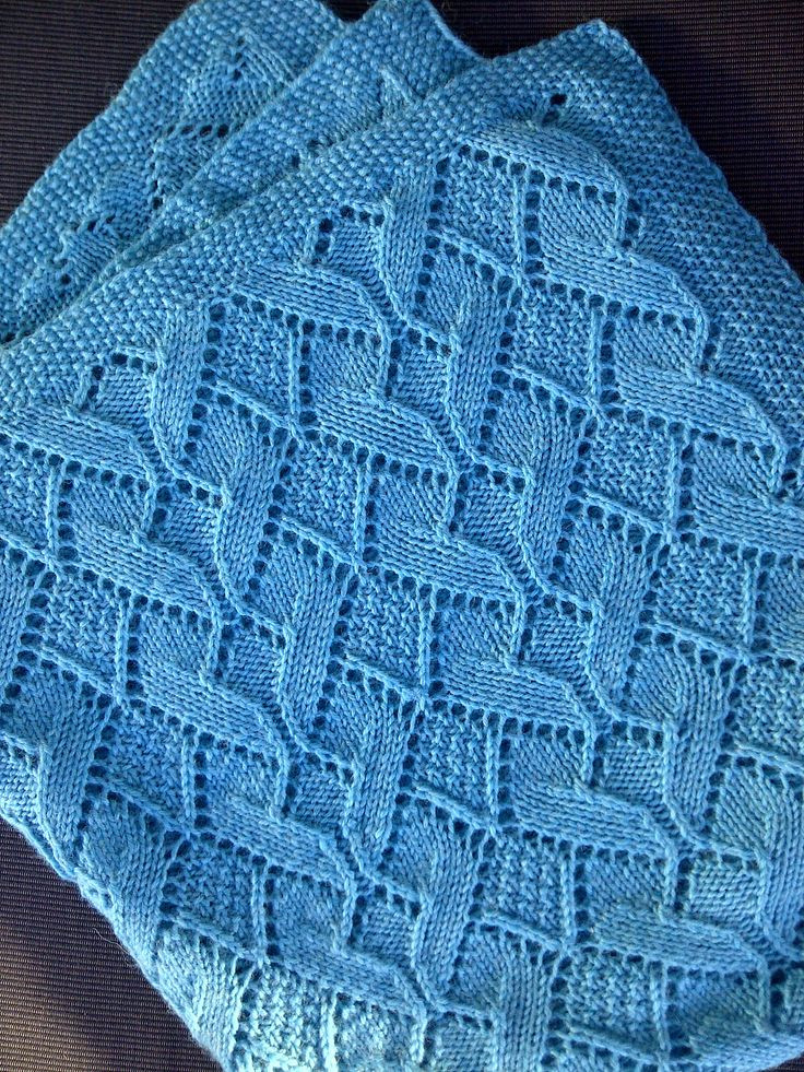 Knitted Blanket Patterns New A some Baby Blanket Knitting Patterns Of Adorable 45 Photos Knitted Blanket Patterns