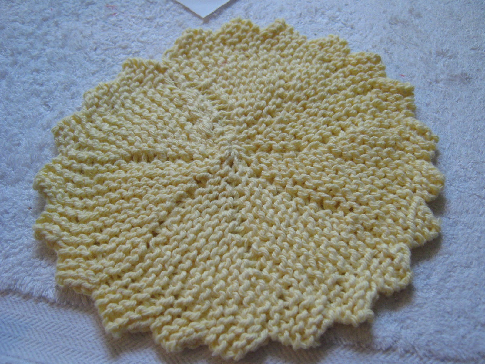 Knitted Dishcloth Best Of Erndales N More Stash Buster Thursday Knitted Round Of Gorgeous 46 Photos Knitted Dishcloth
